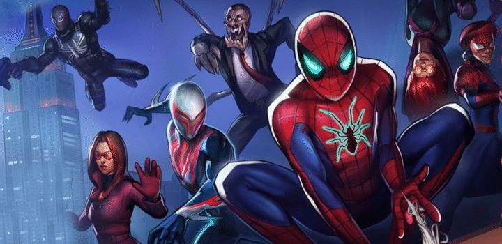 Marvel Spider-Man Unlimited Mod IPA & Mod APK