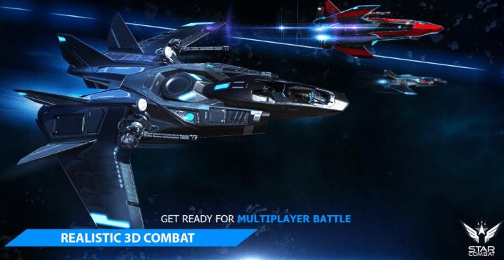 Download Star Combat Online Mod APK & Mod IPA v0.994