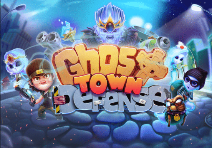Download Ghost Town Defense Latest Mod APK & Mod IPA v1.22.3935