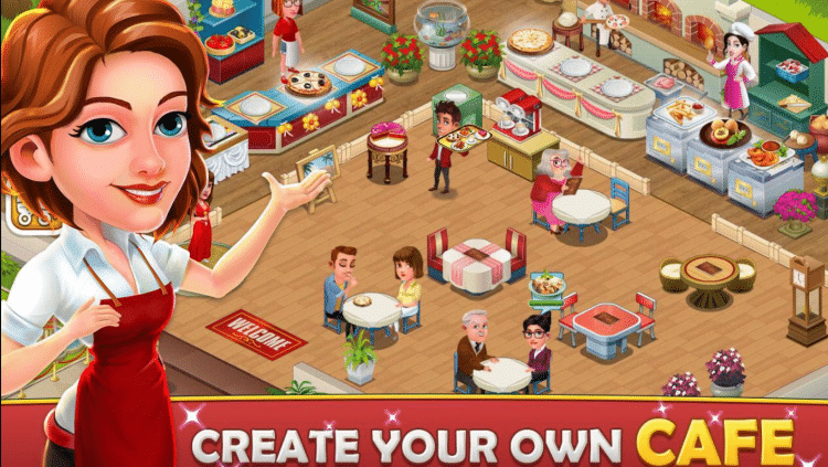 Download Cafe Tycoon Latest Mod APK & Mod IPA v2.9