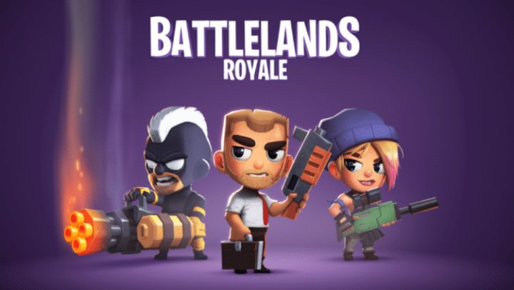 Download Battleland Royale Mod APK & Mod IPA v1.4.0