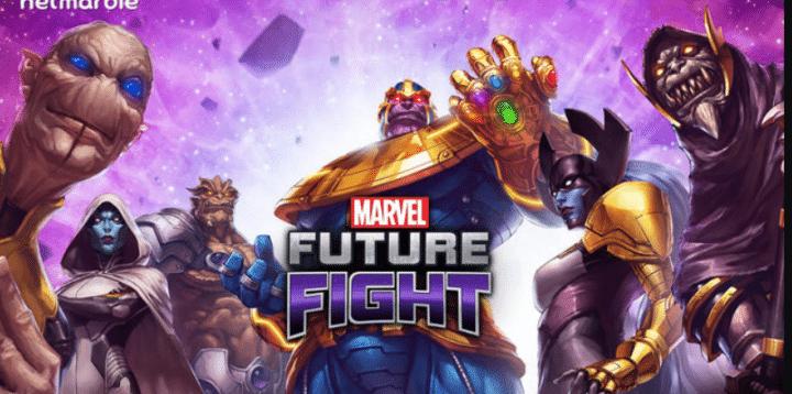 Marvel Future Fight Mod APK & Mod IPA