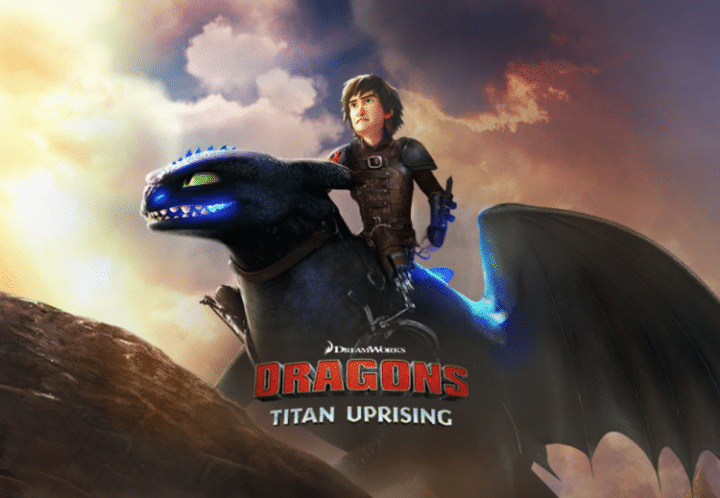 Download Dragons Titan Uprising Mod APK & Mod IPA v1.1.15
