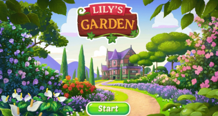 Download Lily's Garden Latest Mod APK & Mod IPA v1.17.0