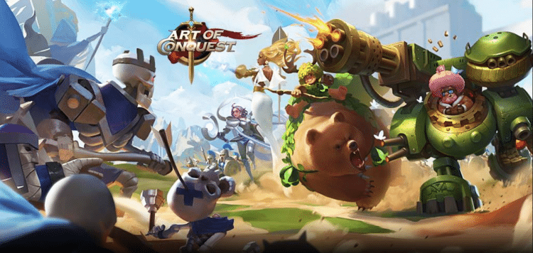Download Art of Conquest Latest Mod APK & Mod IPA