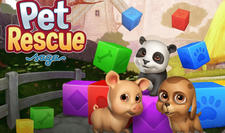 Download Pet Rescue Saga latest Mod APK & Mod IPA 2019 v1.192.11