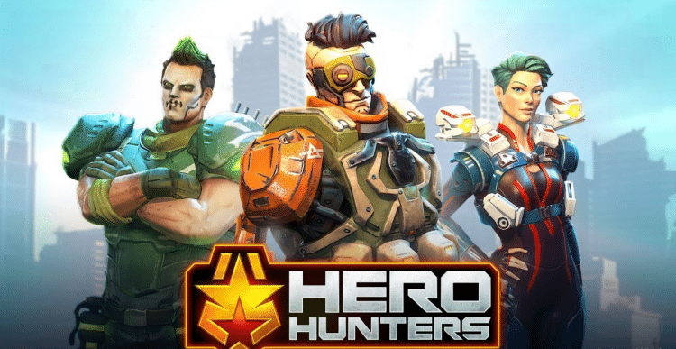 Download Hero Hunters Latest Mod APK & Mod IPA