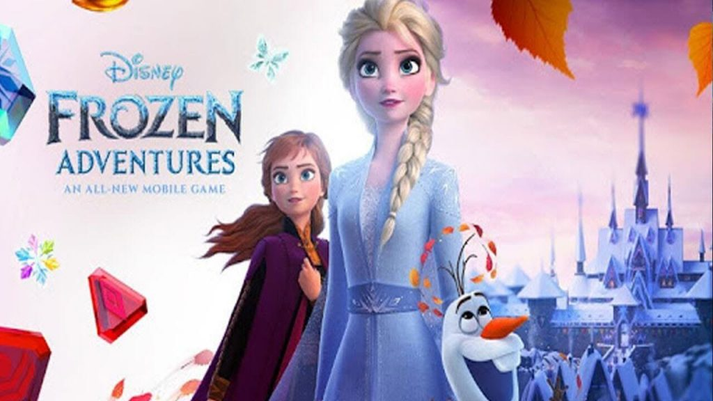 Disney Frozen Adventures Latest Mod Apk