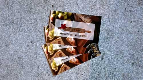 Visitenkarte - chilibluetendotcom