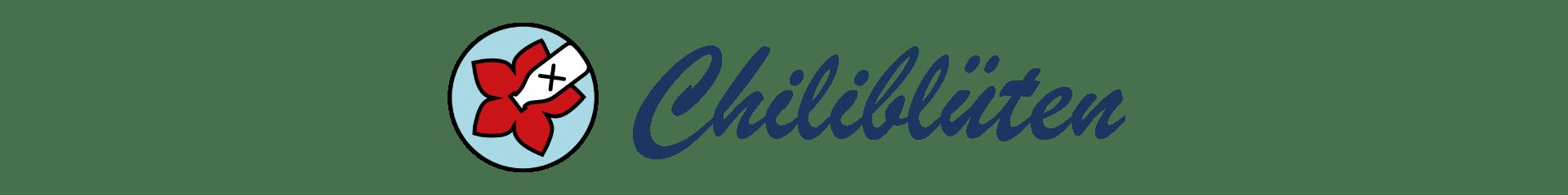 Chiliblüten Banner