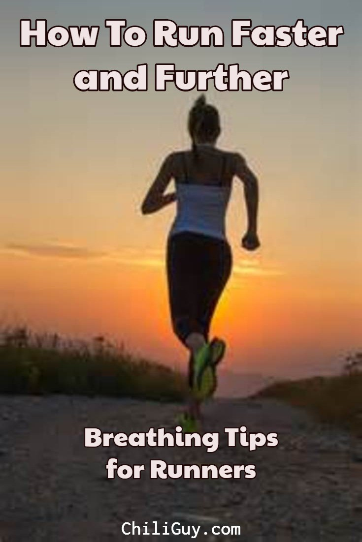 learn to run faster and further with these breathing tips for runners