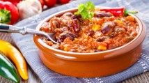 Chili beans / Chilis bab