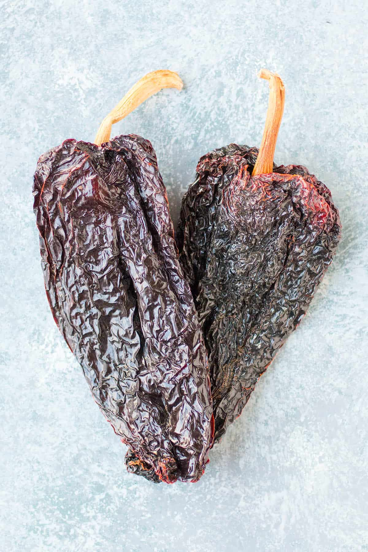 Ancho Peppers: Dried Poblanos