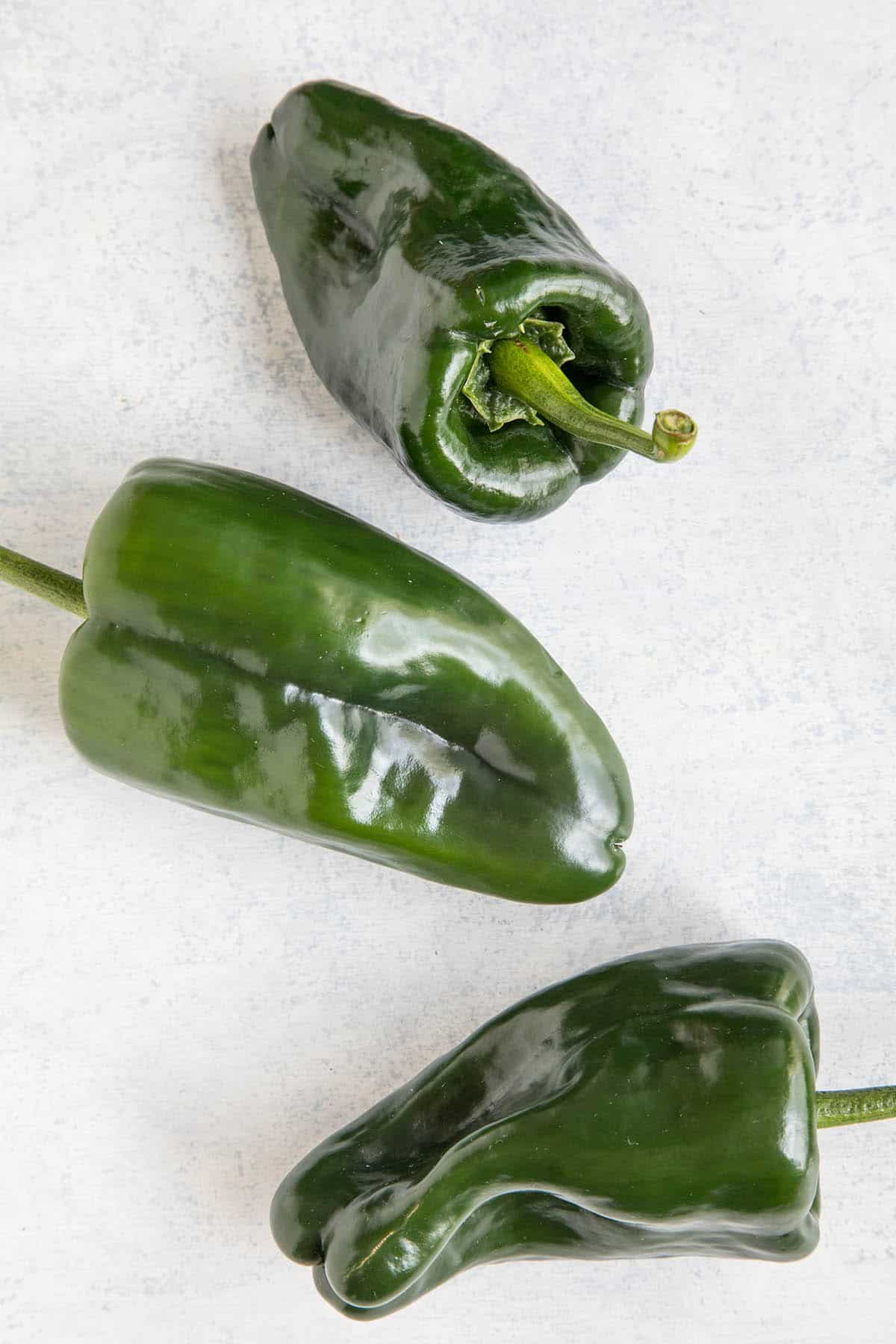 Poblano Peppers – Beloved Mexican Pepper (All About Them)