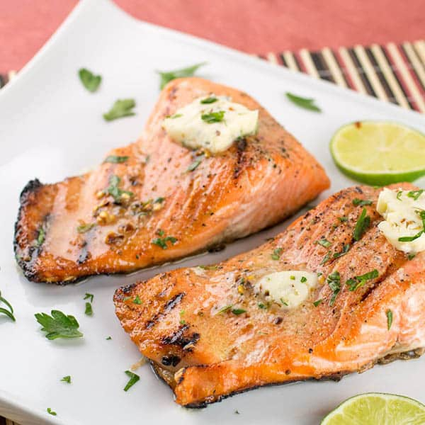Grilled Steelhead Trout With Chili Lime Butter Recipe Chili Pepper Madness