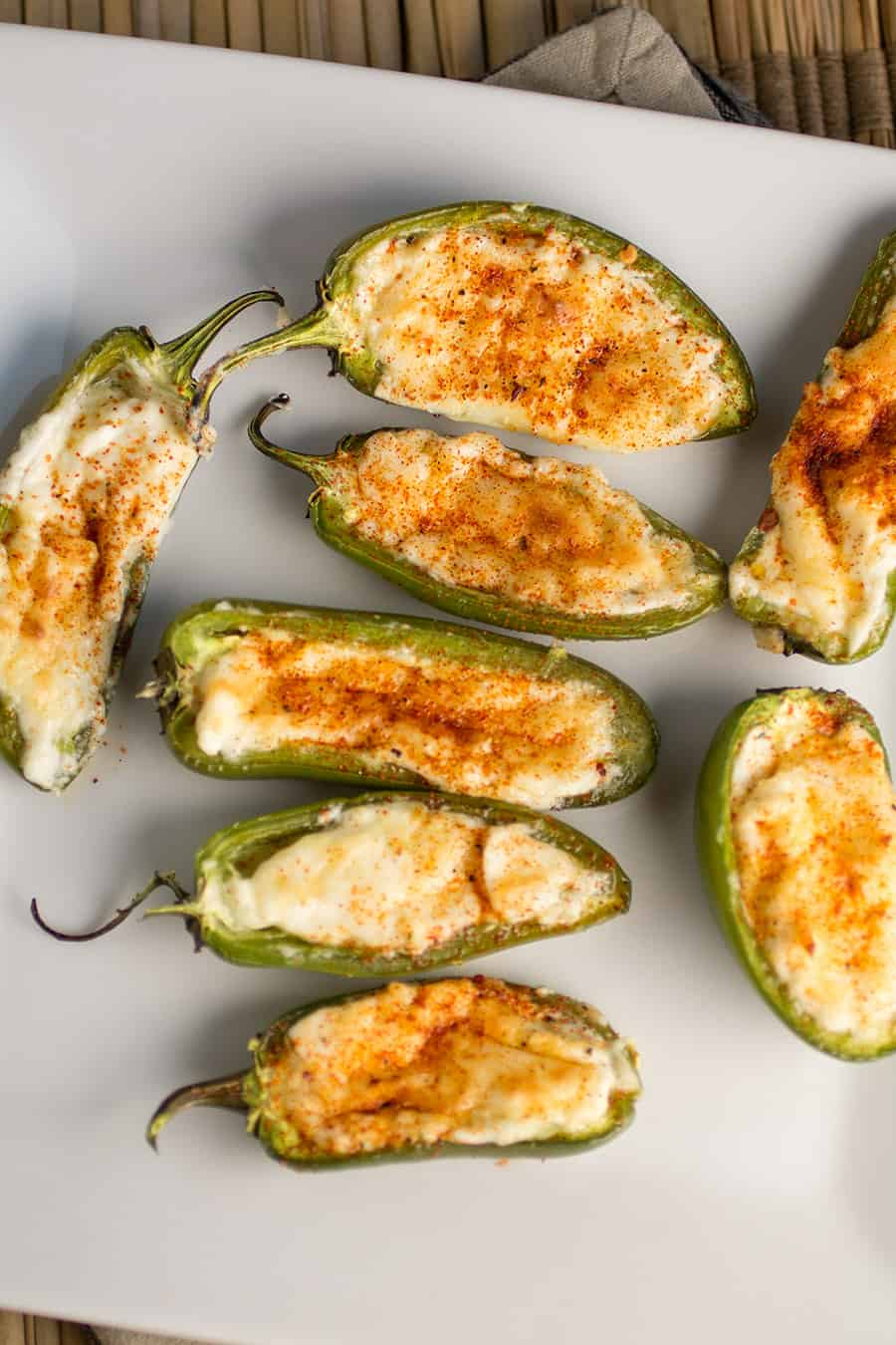 Four Cheese Jalapeno Poppers