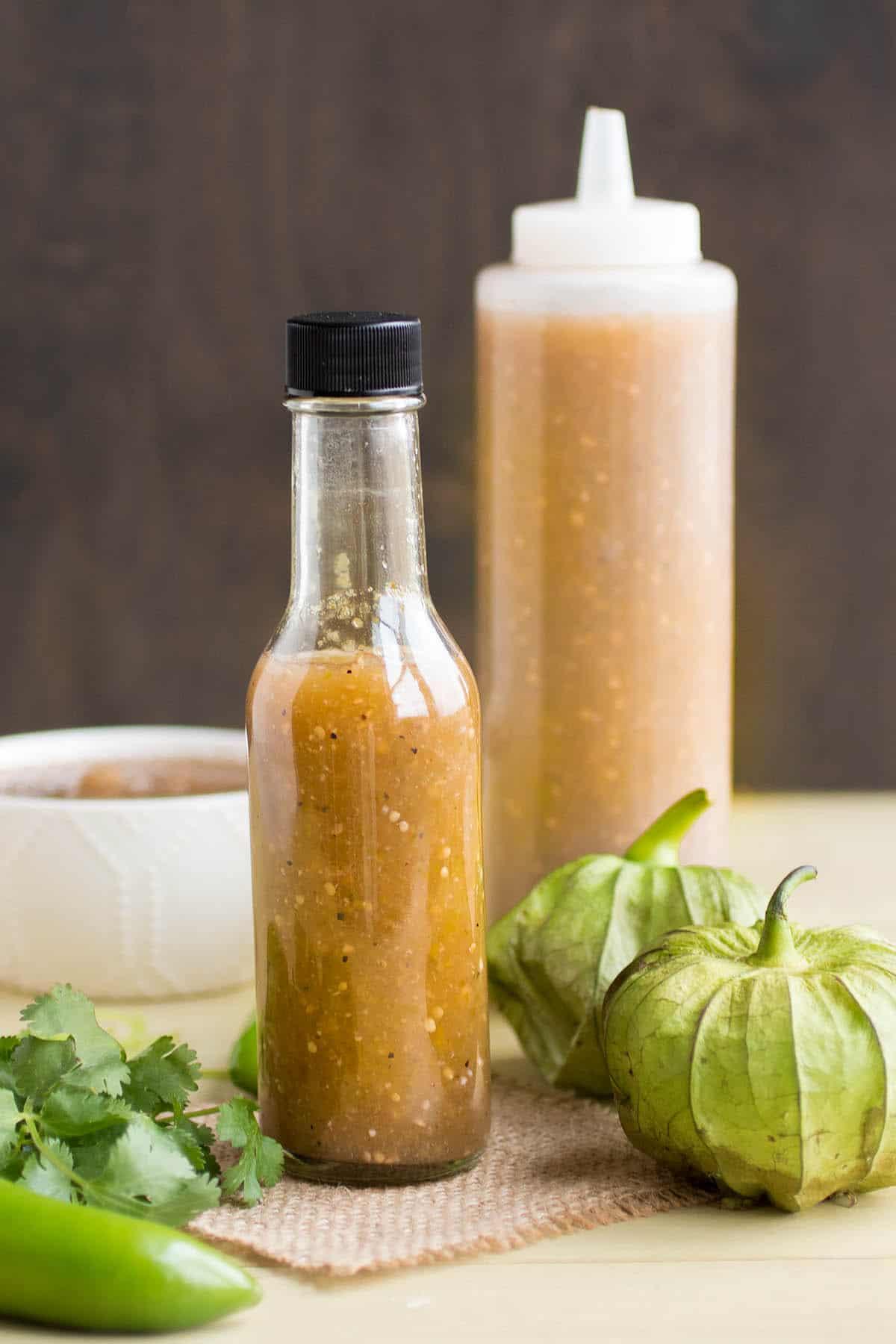 Salsa Verde - Recipe