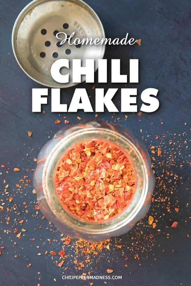 How to Make Homemade Chili Flakes