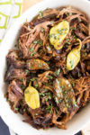 Famous Mississippi Pot Roast - Recipe