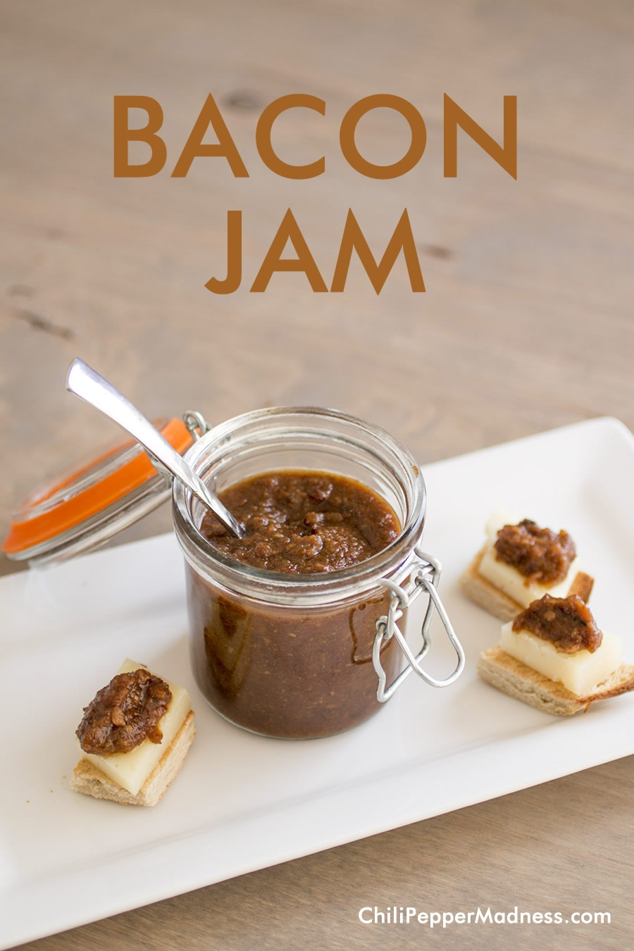 Slow Cooker Bacon Jam