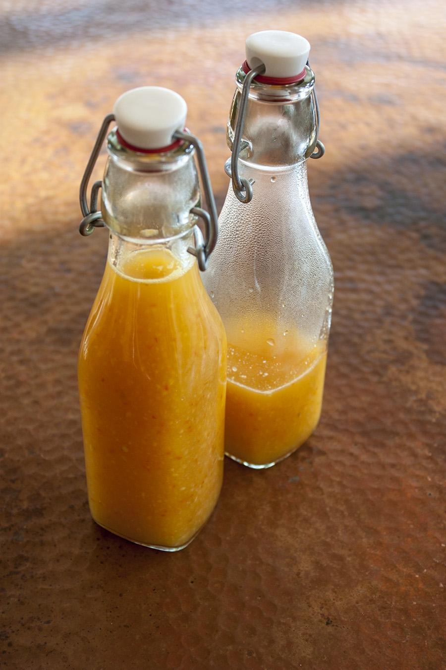 Caribbean Tshololo-Mango Hot Sauce