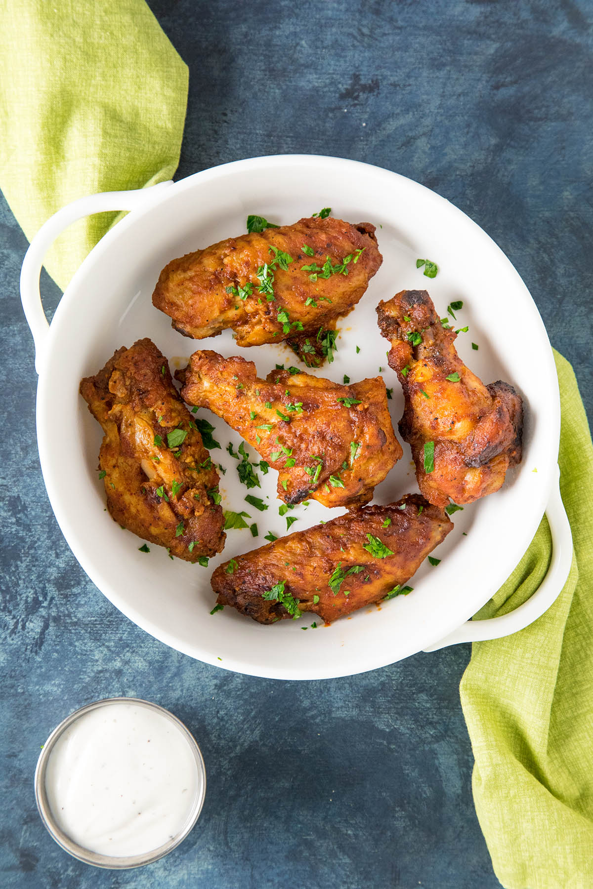 Ancho BBQ Chicken Wings – Recipe