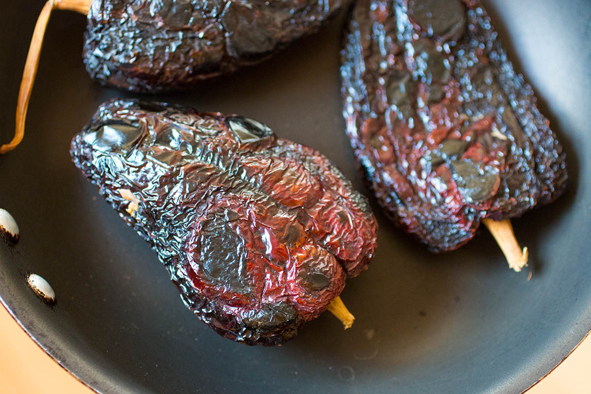 Ancho Chili Sauce Recipe