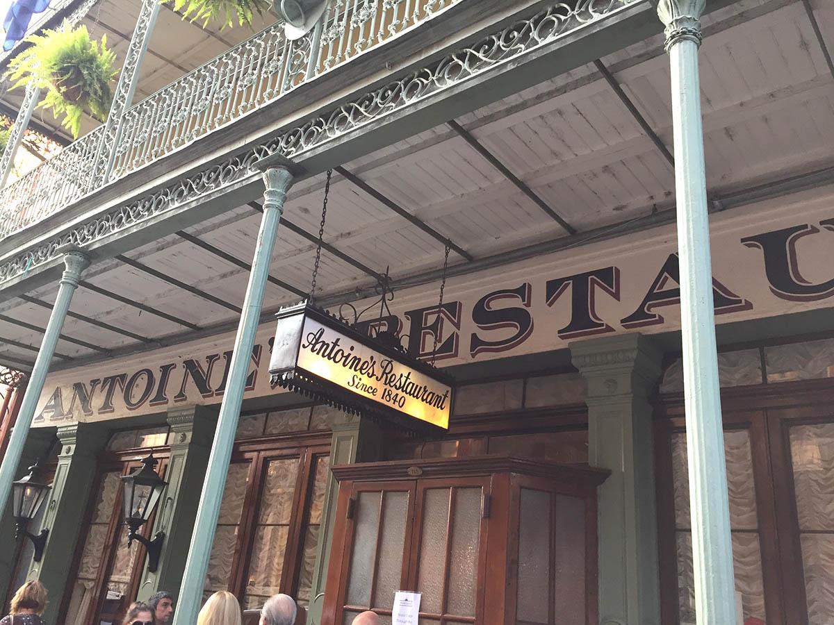 Antoine's in New Orleans, LA