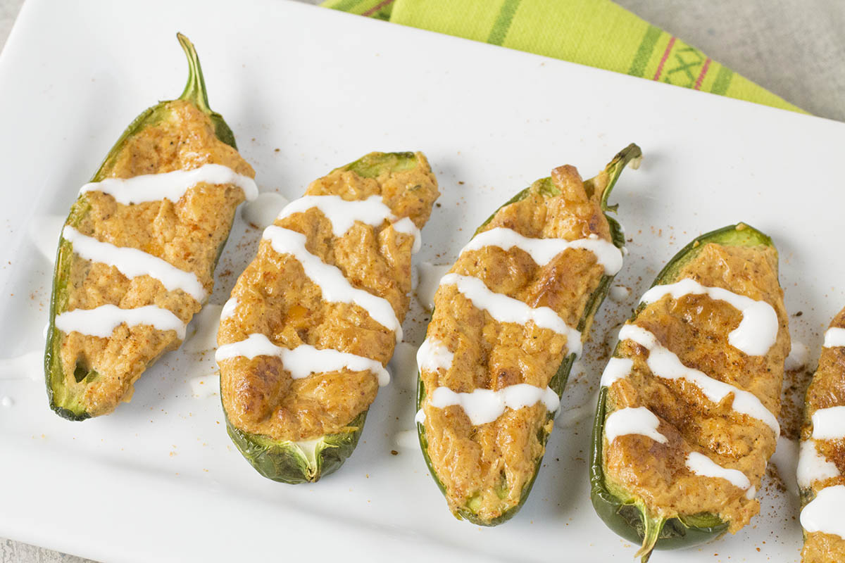 Beer Cheese Jalapeno Poppers – Recipe