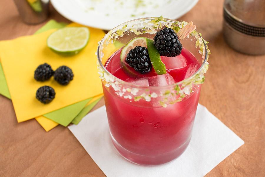 Blackberry Habanero Margarita - Recipe
