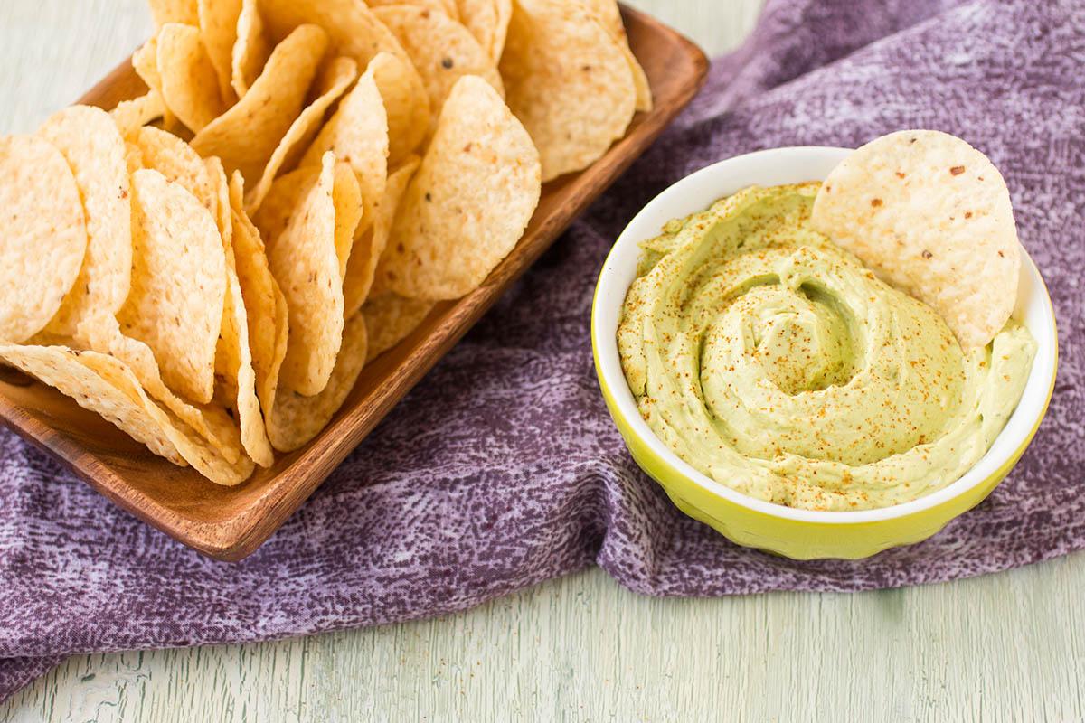 3-Ingredient Cajun Avocado Dip – Recipe