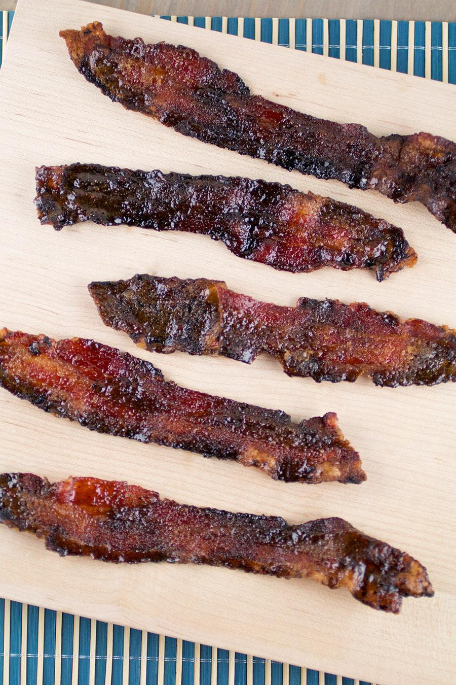 Cajun Candied Bacon