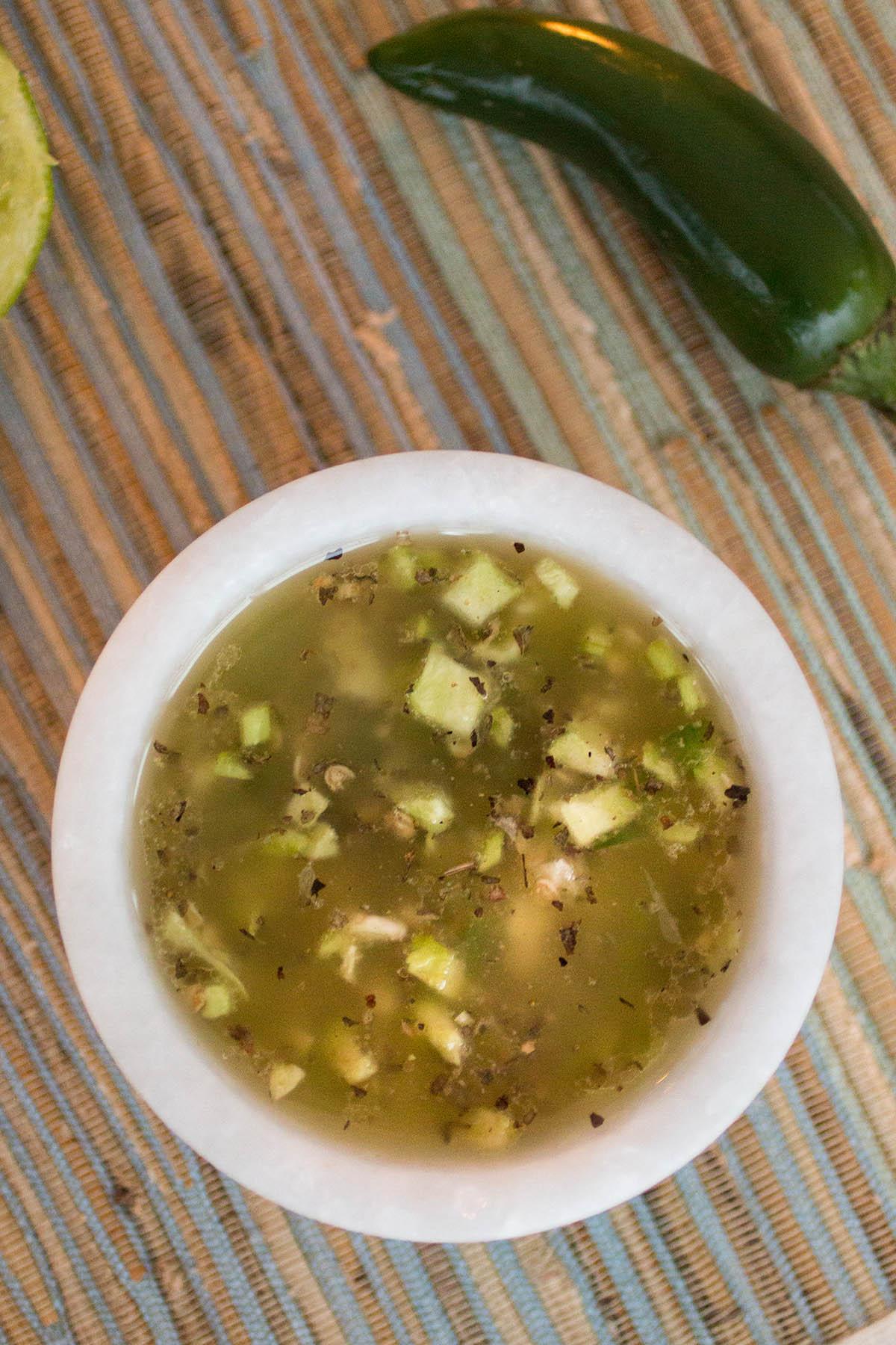 Cuban Mojo Sauce/Marinade – Recipe
