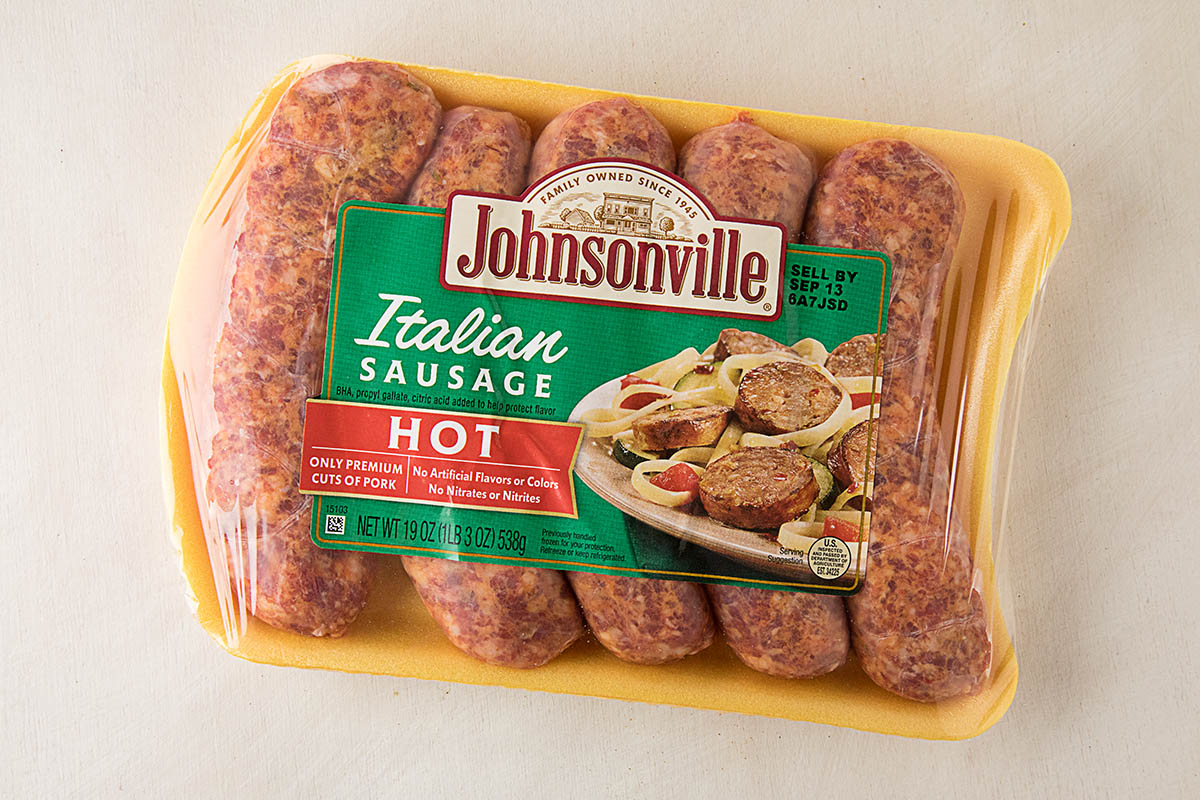 Easy Baked Ziti Spicy Sausage Recipe Sausages
