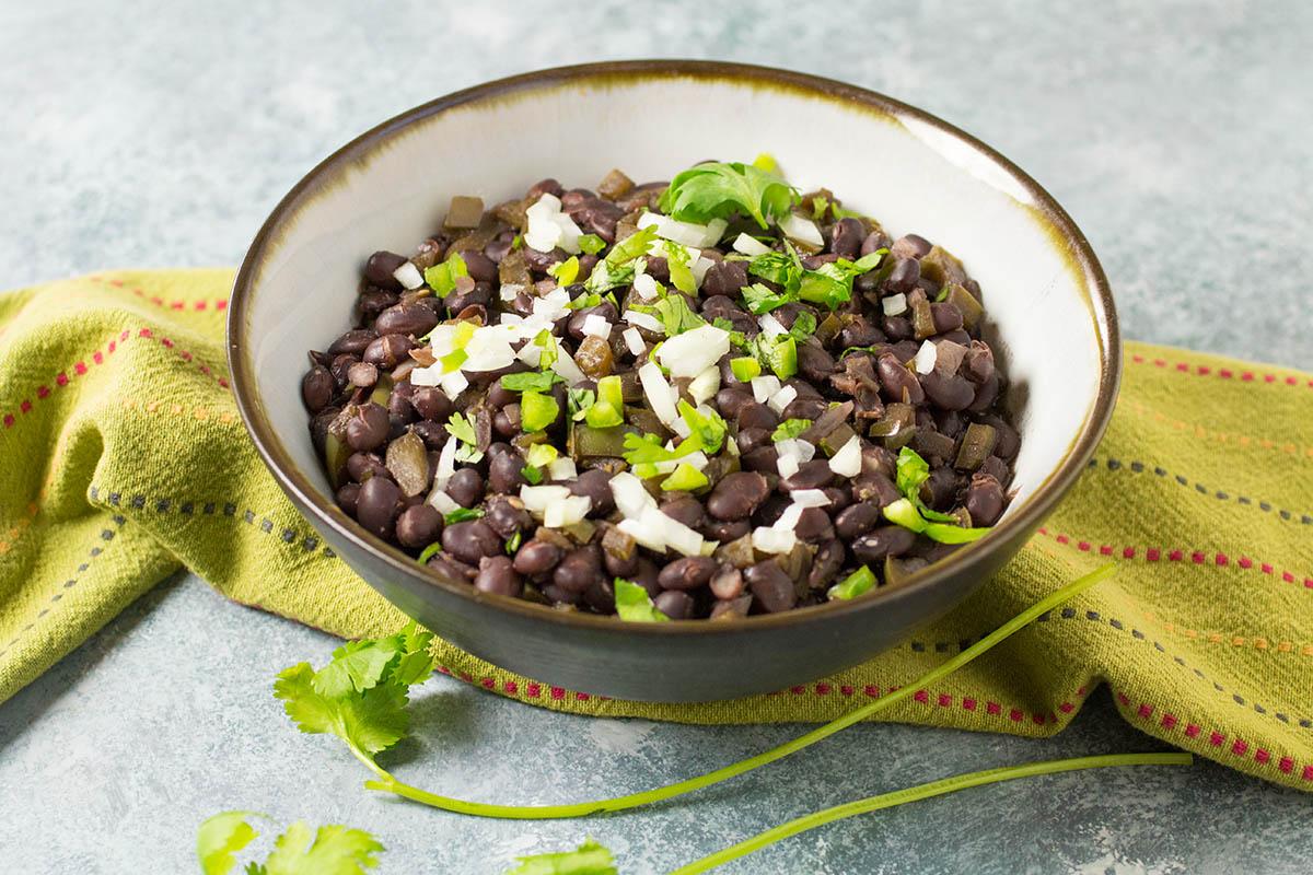 Frijoles Negros - Cuban Black Beans – Recipe