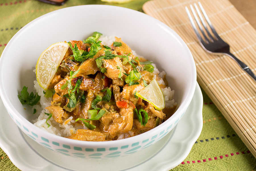Ghost Pepper Chicken Curry Recipe