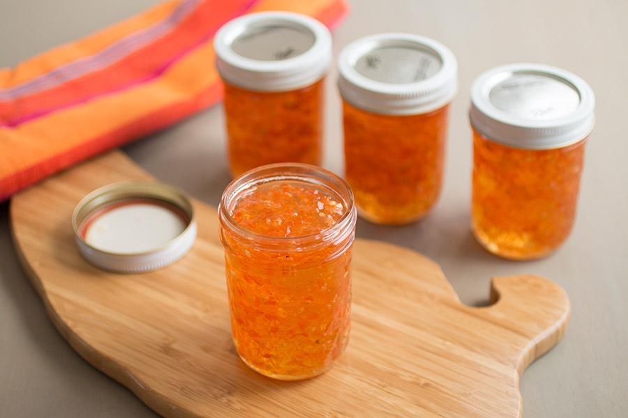 Habanero Pepper Jam - Get the Rercipe