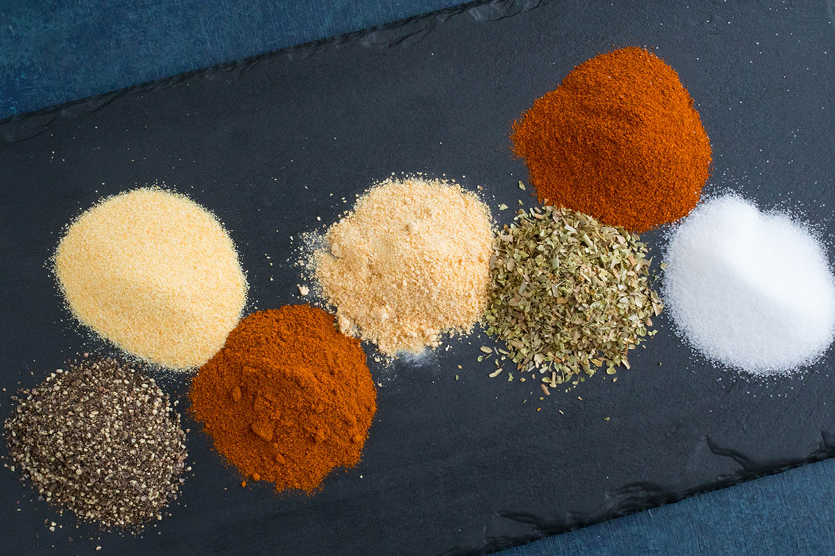 How to Make Cajun Seasoning Blend - Recipe