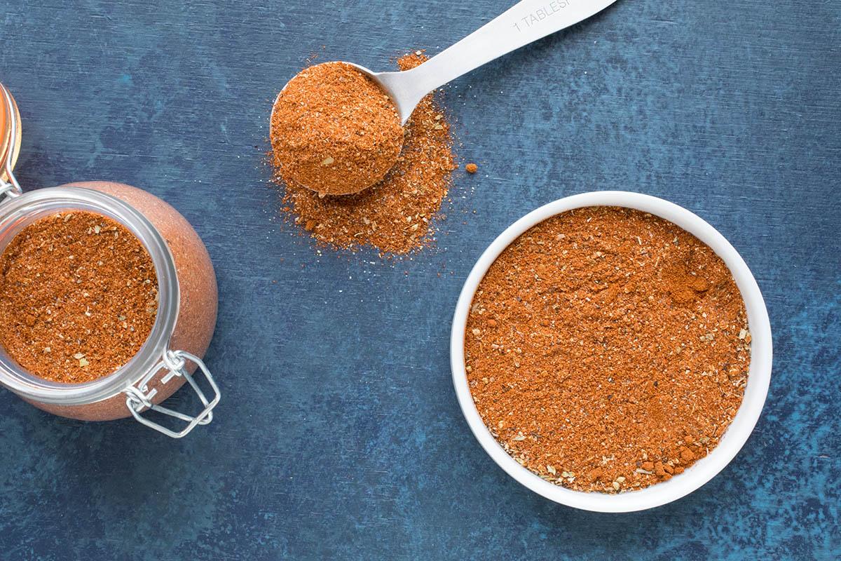 How to Make Cajun Seasoning Blend - Recipe