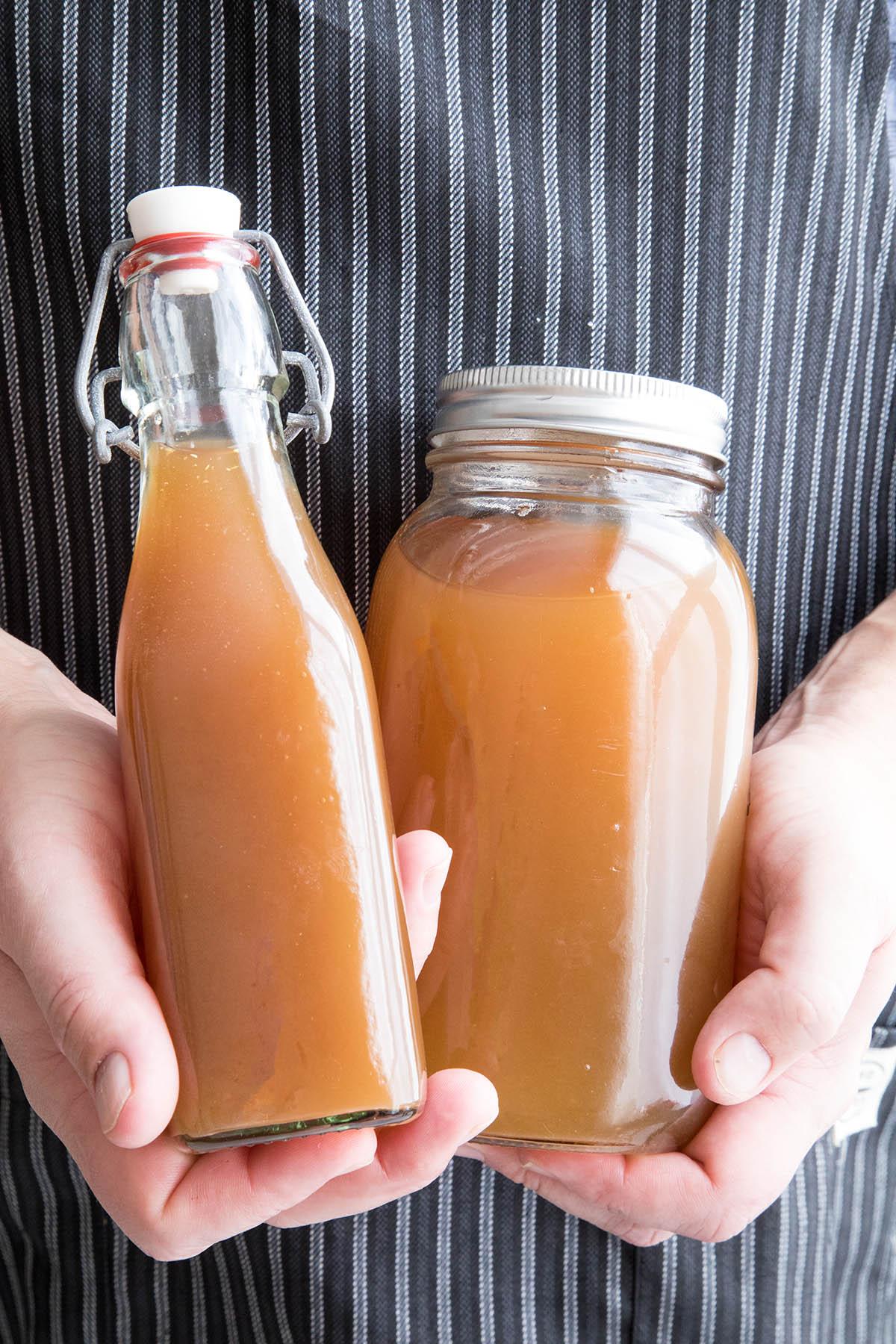Homemade Fire Cider Recipe