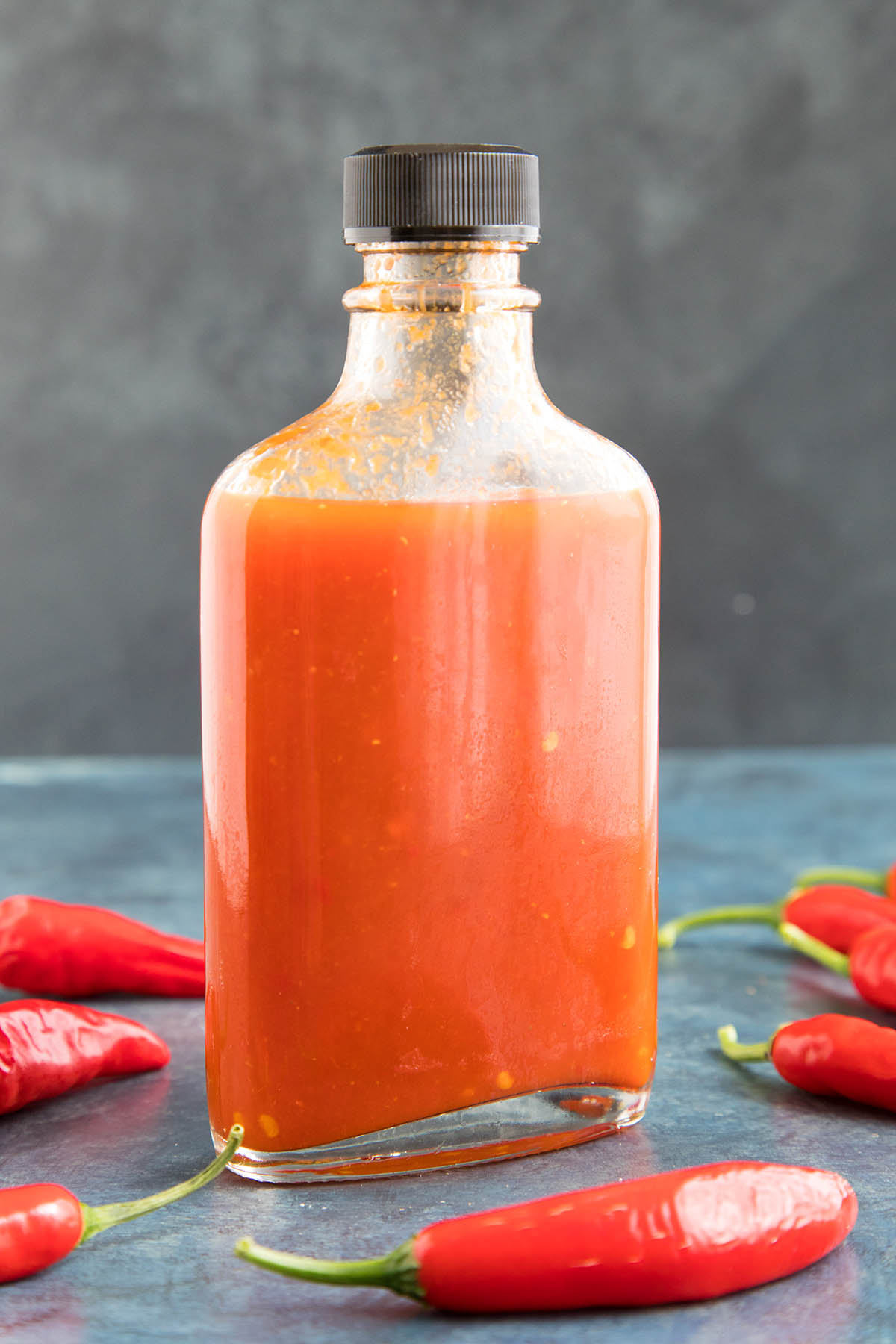 Homemade Sriracha Hot Sauce Recipe