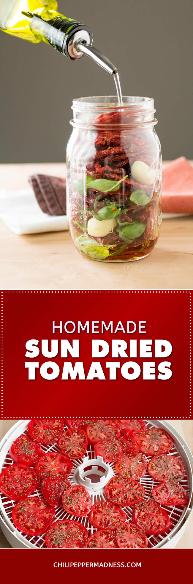 How To Make Sun Dried Tomatoes With A Dehydrator