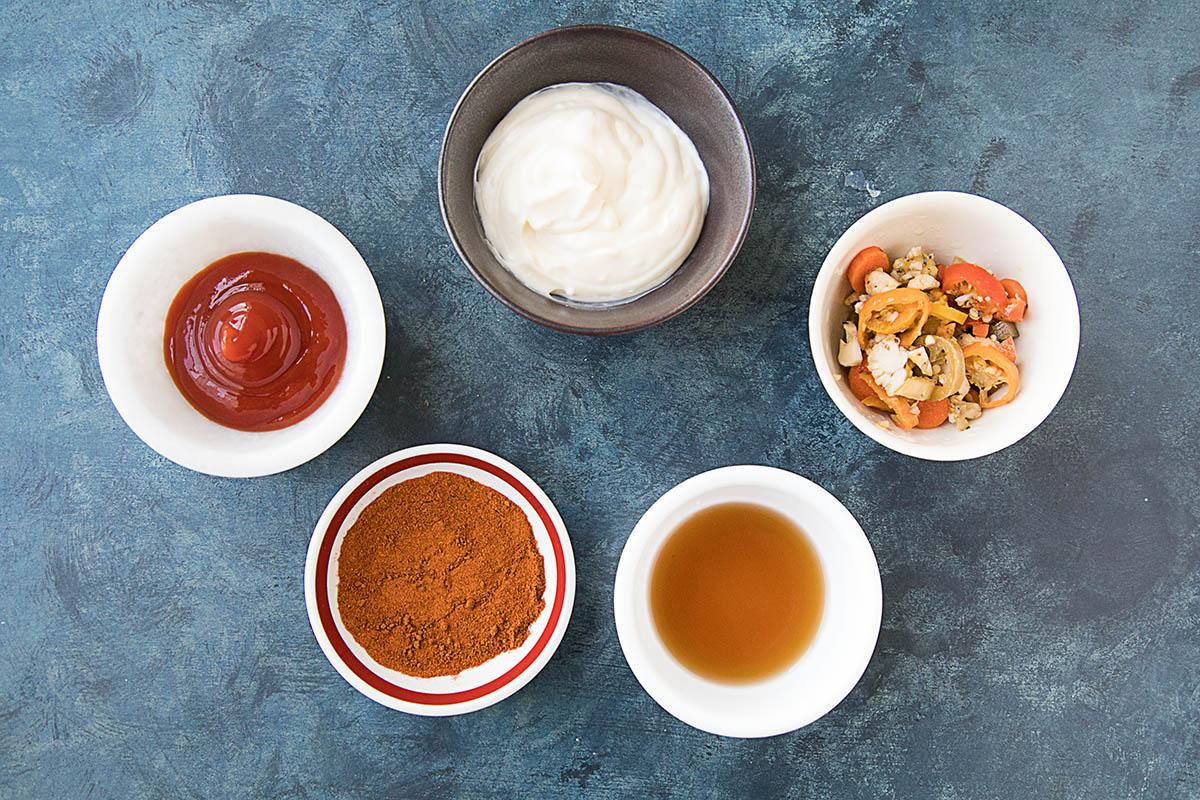 Jacked Up Fry Sauce – Recipe