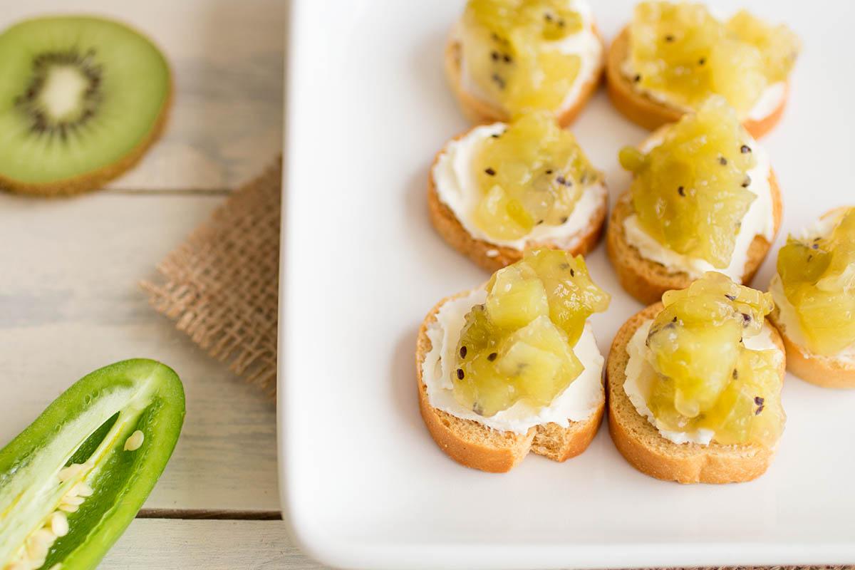 Kiwi Jalapeno Jam Recipe
