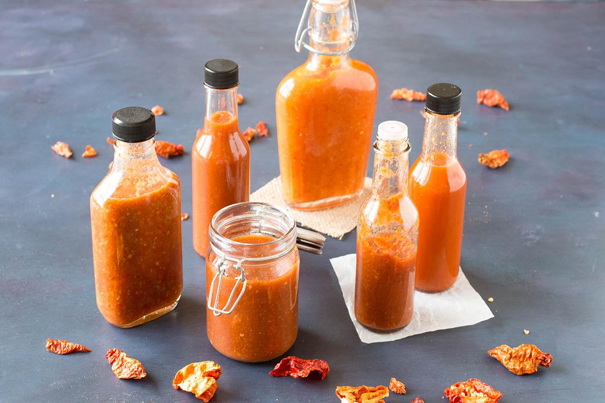 Homemade Louisiana Hot Sauce - Recipe