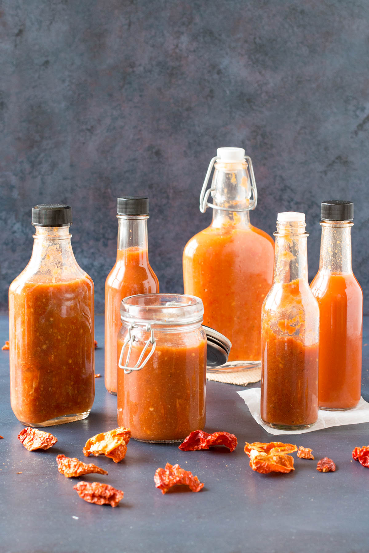 Homemade Louisiana Hot Sauce - Recipe