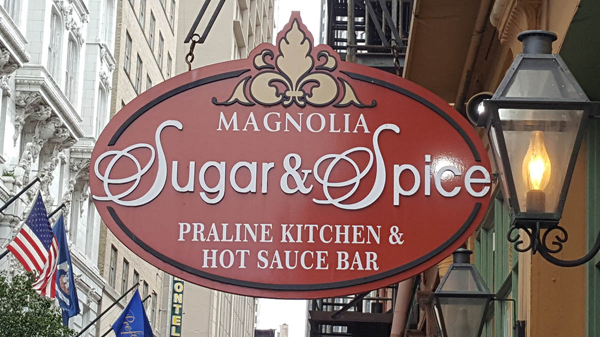 Magnolia Kitchen Hot Sauce Bar