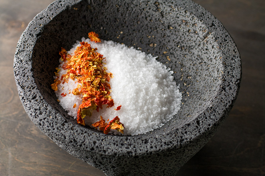 Make Your Own Spicy Salt Blends - Like Superhot Salt!