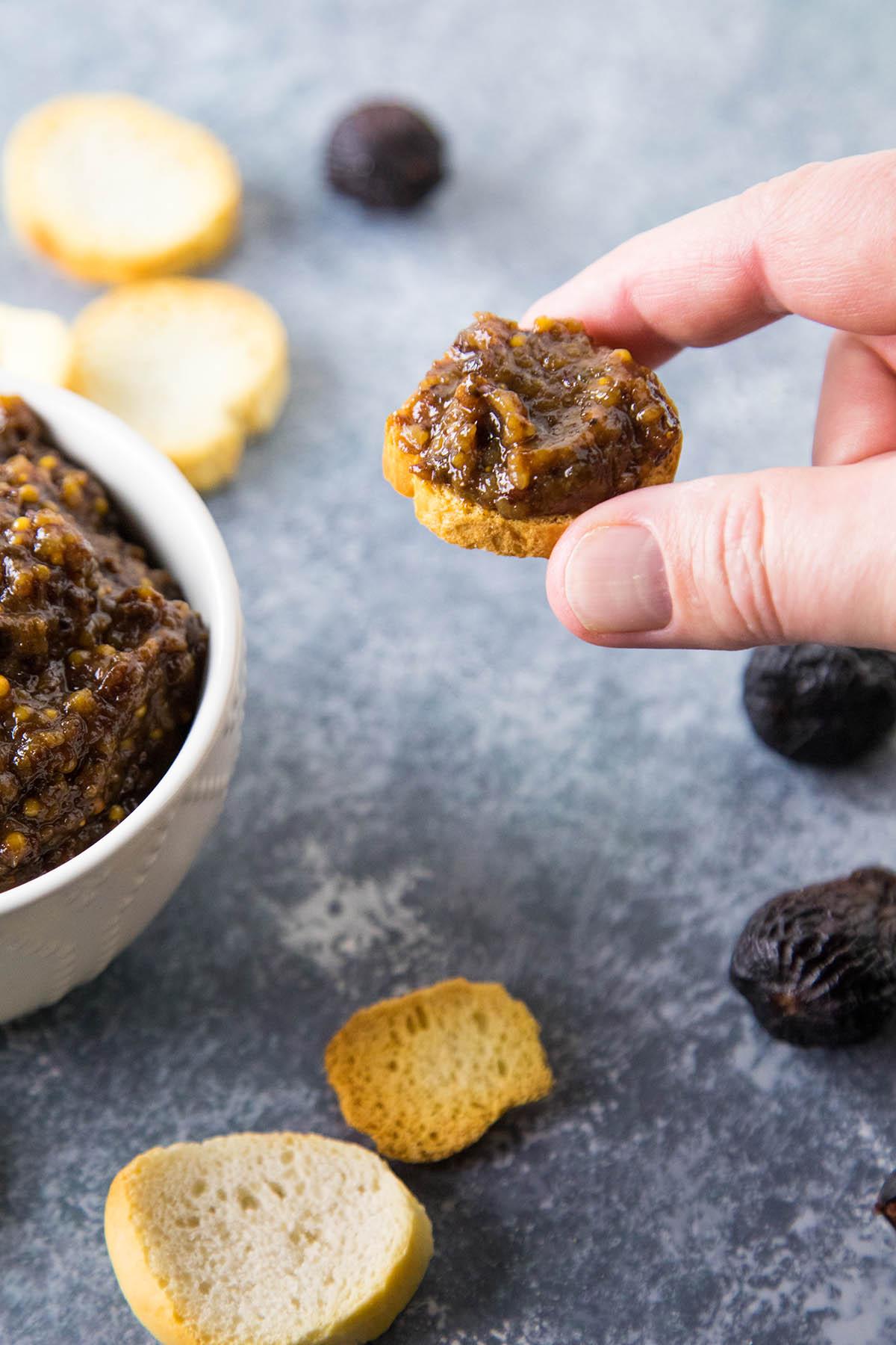 Pear-Fig Mostarda – Recipe