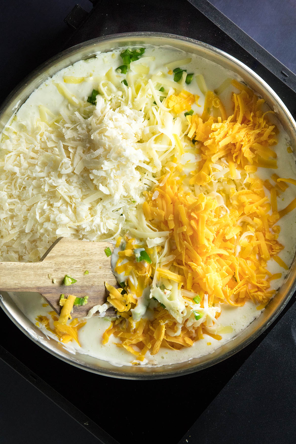 Southwest Style Cheese Dip Recipe